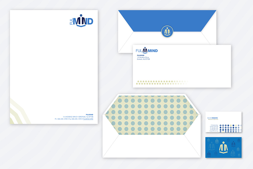 Fulmind Stationery