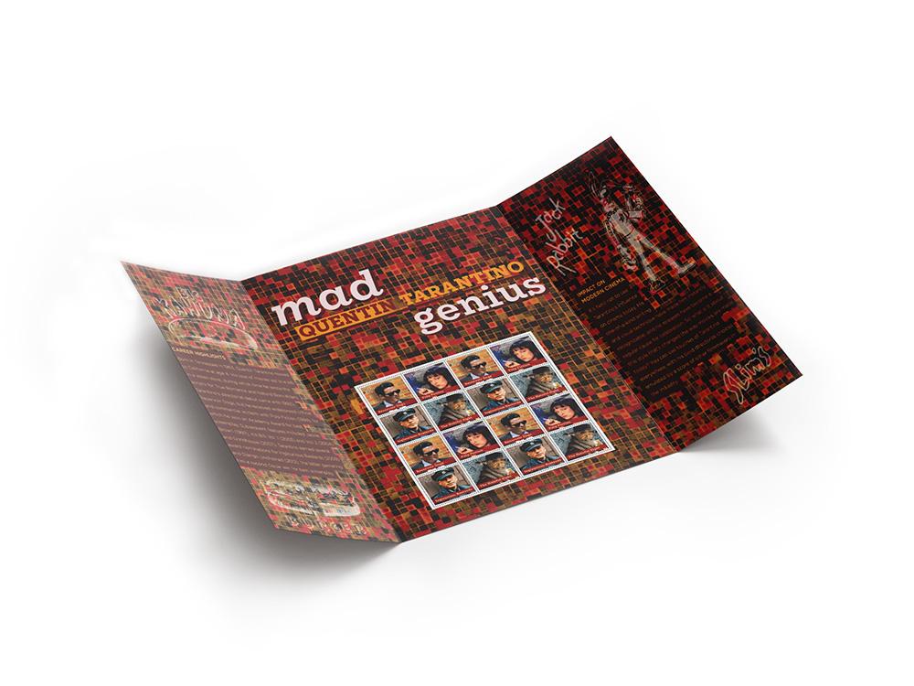 Stamp Brochure Inside