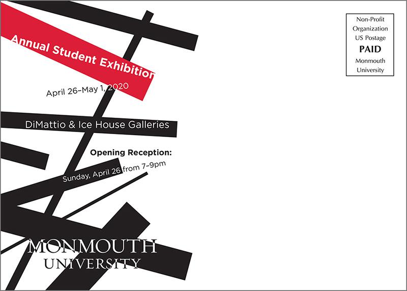 MU Student Exhibition Back