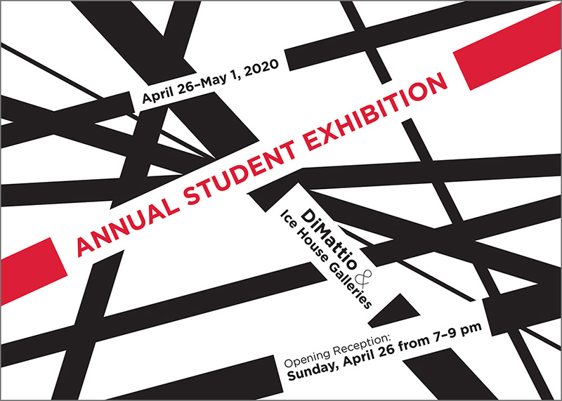 MU Student Exhibition Front