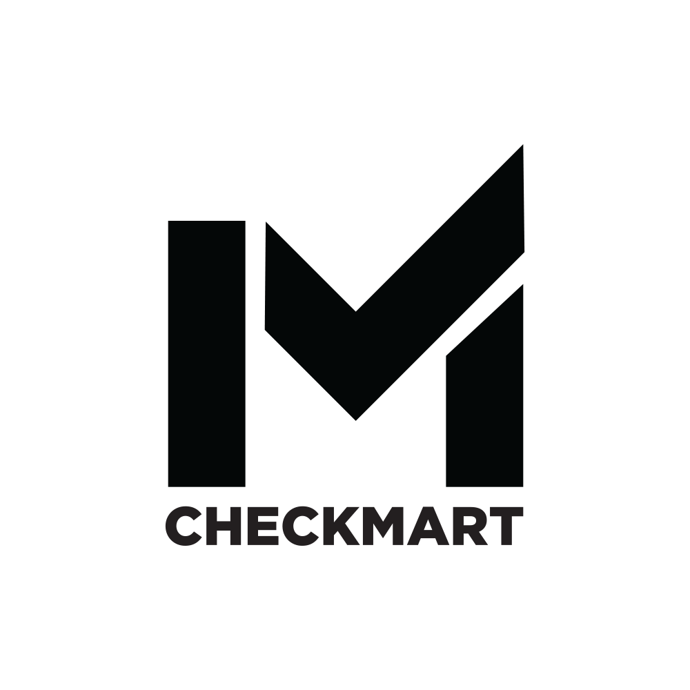 Checkmart Black and White