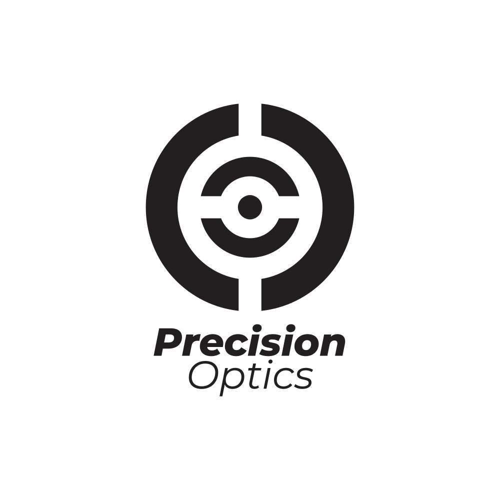 Precision Optics Black and White