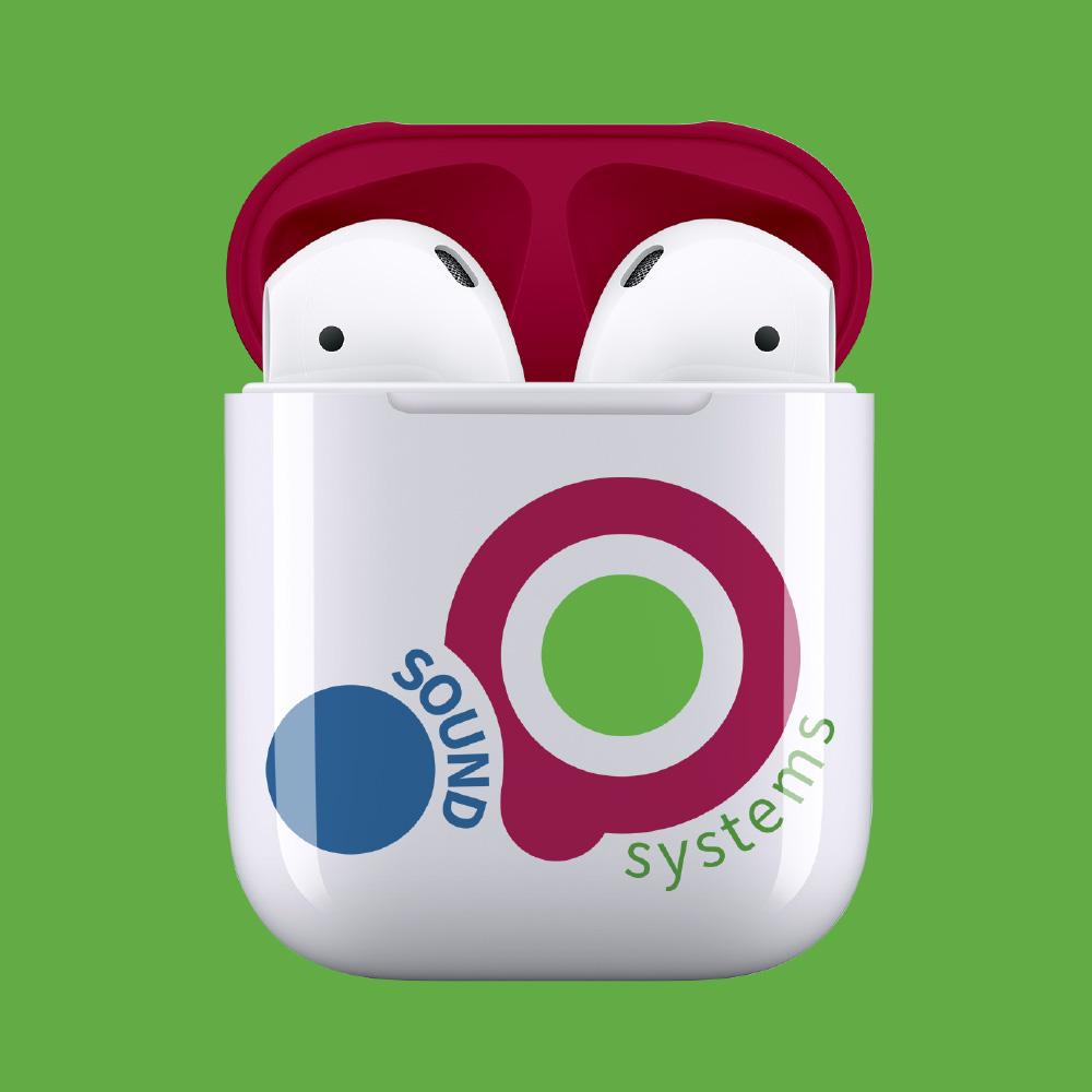 Sound Systems Mockup